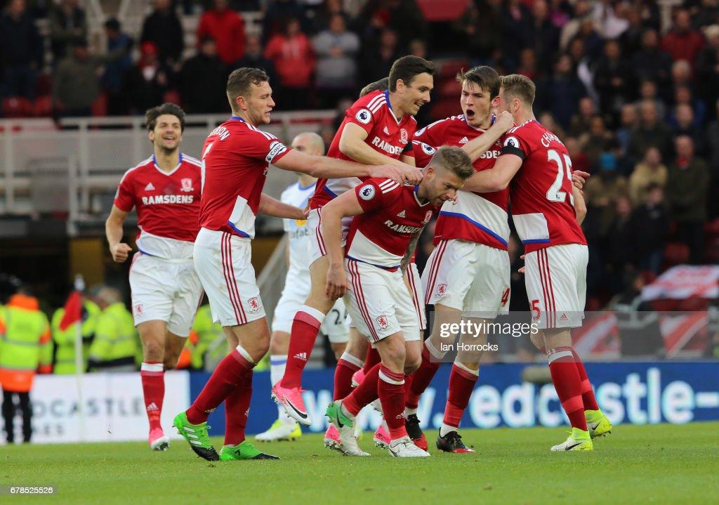 Middlesbrough v Sunderland - Premier League : News Photo
