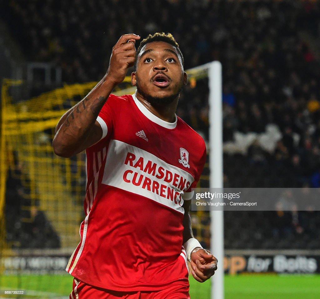 Hull City v Middlesbrough - Sky Bet Championship : News Photo