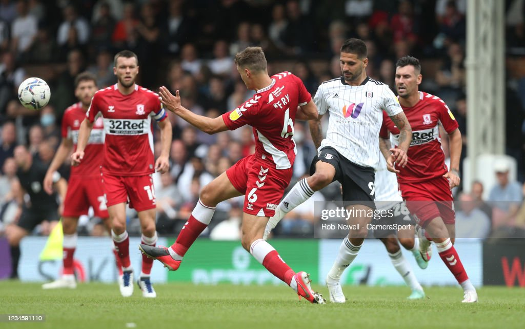 Fulham v Middlesbrough - Sky Bet Championship : News Photo