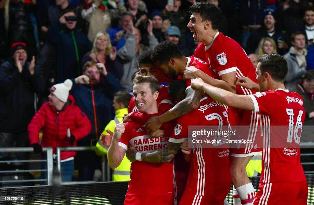 Hull City v Middlesbrough - Sky Bet Championship : News Photo
