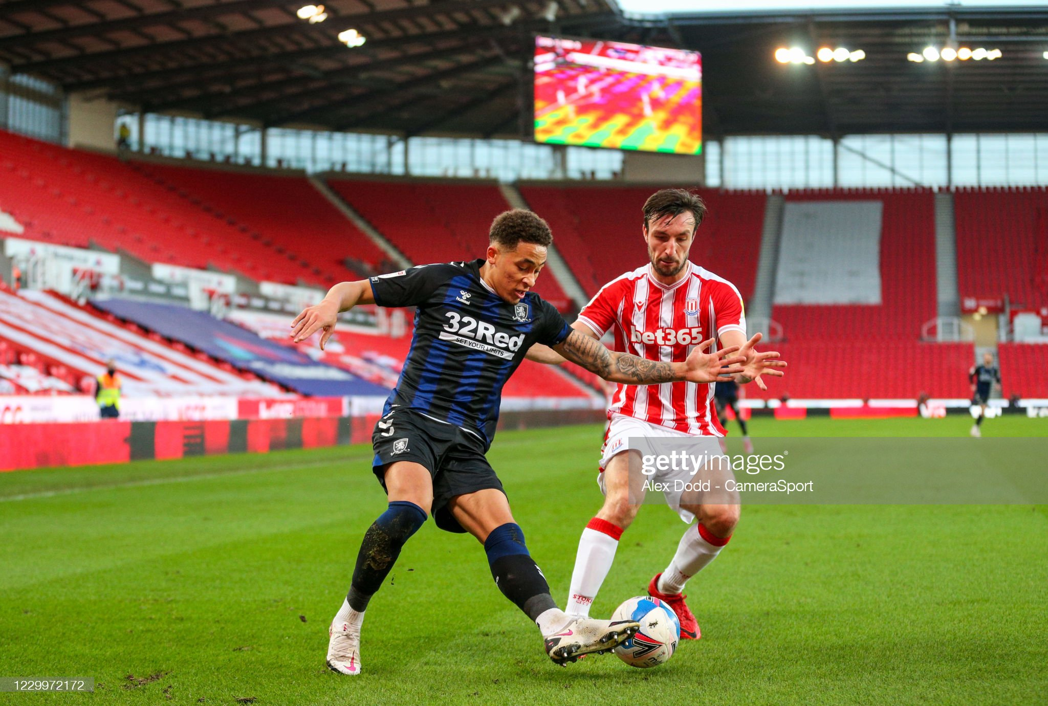 Stoke City v Middlesbrough - Sky Bet Championship : News Photo