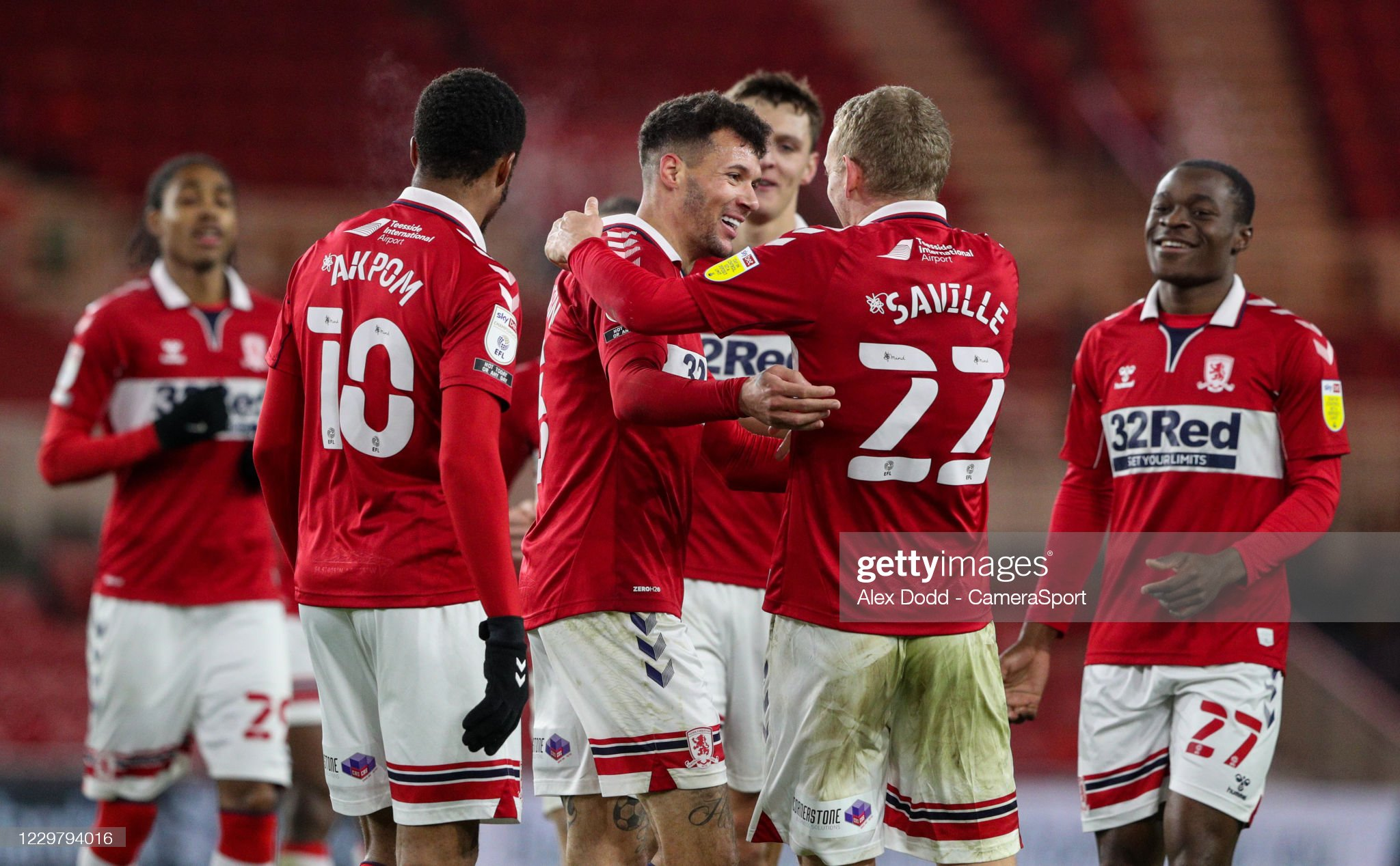 Middlesbrough v Derby County - Sky Bet Championship : News Photo