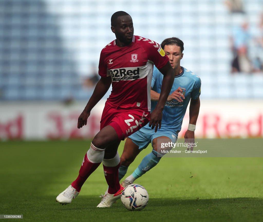 Coventry City v Middlesbrough - Sky Bet Championship : News Photo