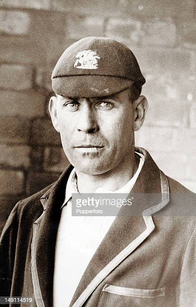 Middlesex and England cricketer Patsy Hendren circa 1924 Hendren also played football for Brentford
