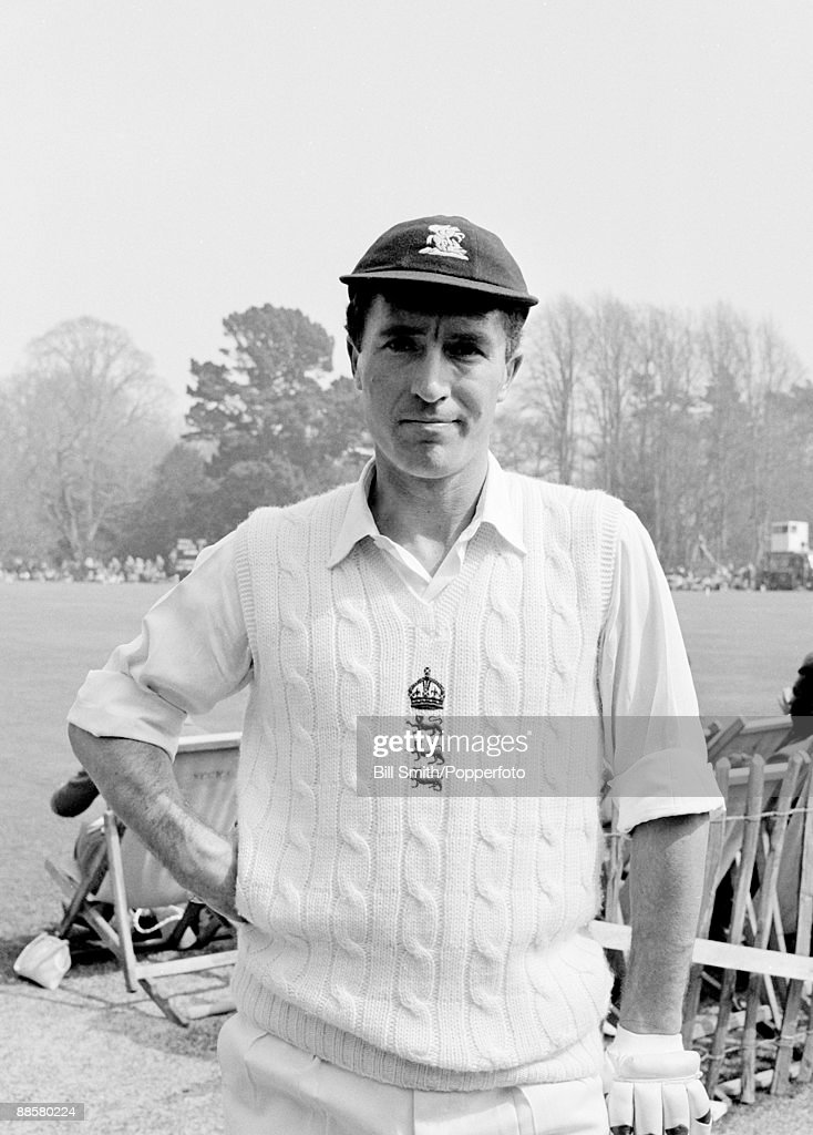 English Test Cricketer Fred Titmus Dies At 78 Photos and Images ...