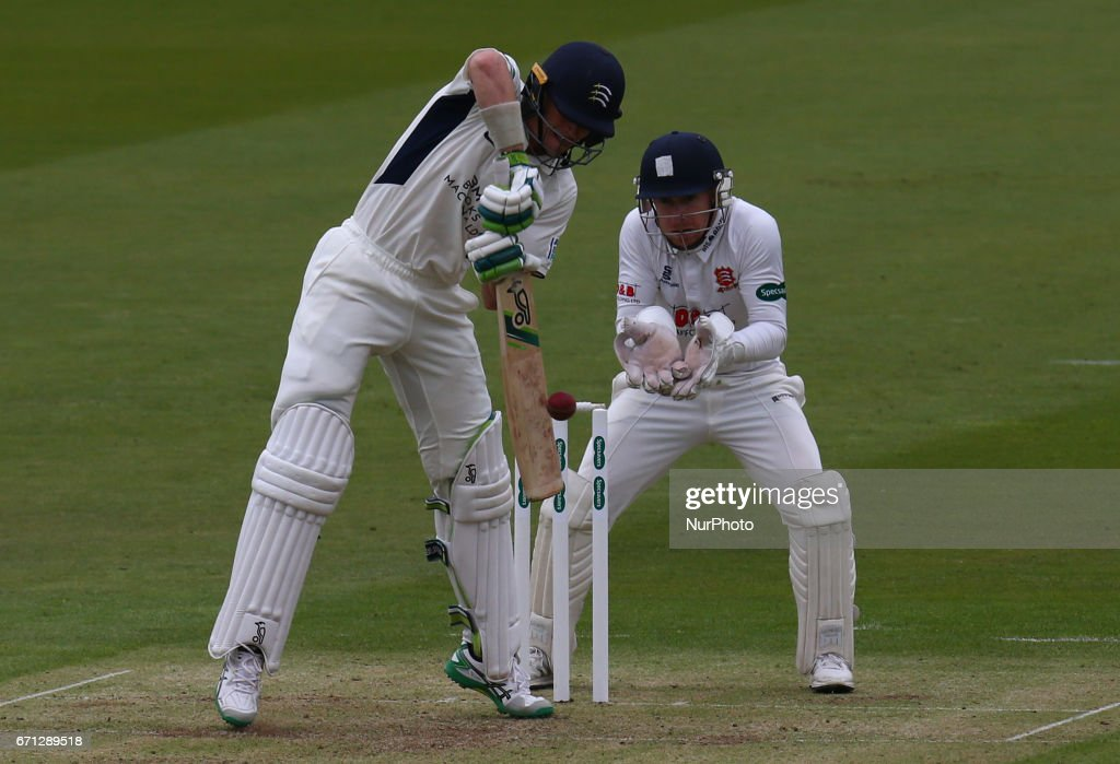 Middlesex v Essex - Specsavers County Championship: Division One : News Photo