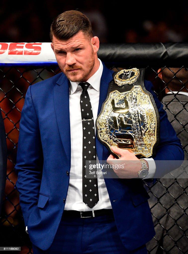 UFC 213: Romero v Whittaker : News Photo