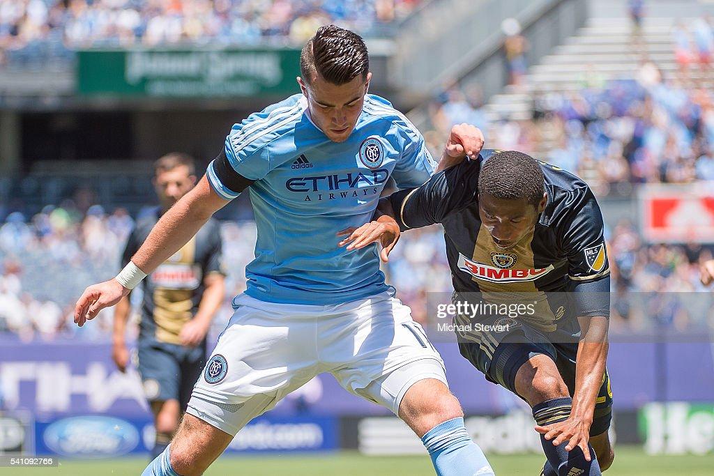 Philadelphia Union v New York City FC : News Photo