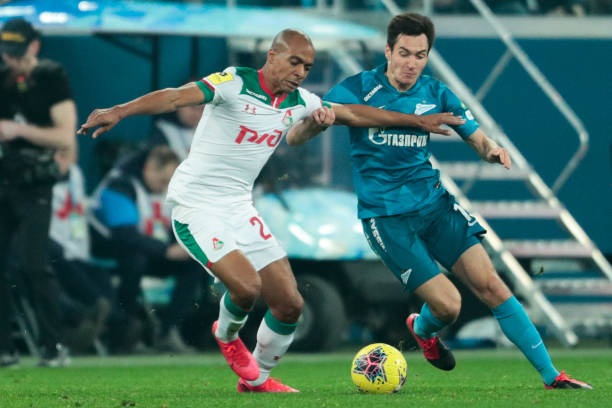 SOCCER: FEB 29 Russian Premier League - FC Zenit v FC Lokomotiv