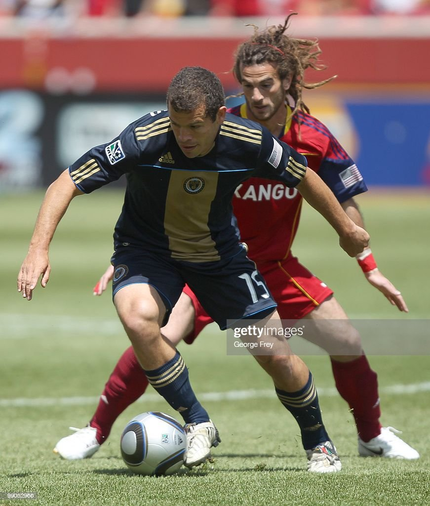 Philadelphia Union v Real Salt Lake : News Photo