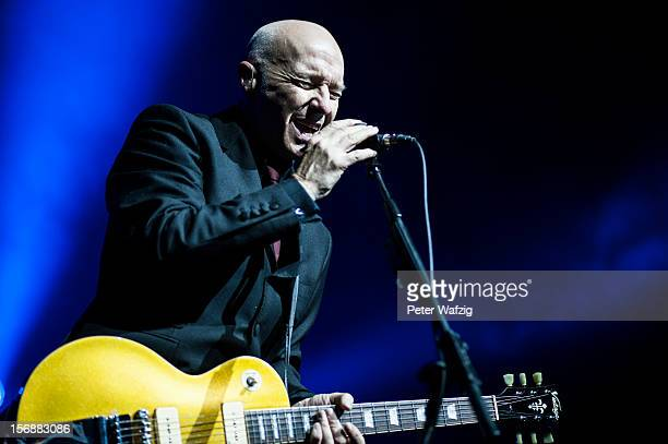 Midge Ure of Ultravox performs on stage at the EWerk on November 07 2012 in Cologne Germany