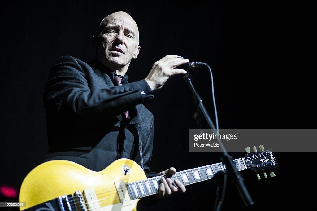 Ultravox In Concert : Nachrichtenfoto