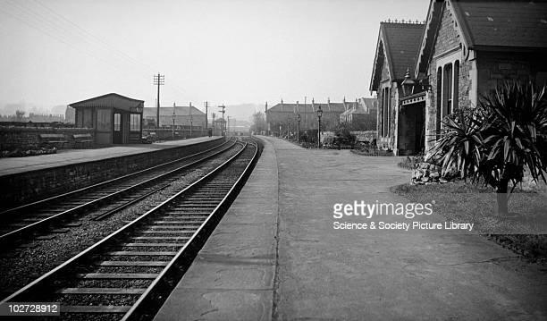 Midland Railway Weston 1932