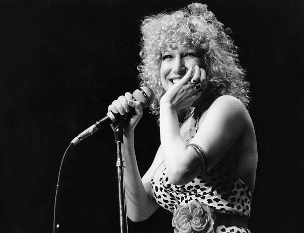 UNS: 1st December 1945 - Singer Bette Midler Turns 75