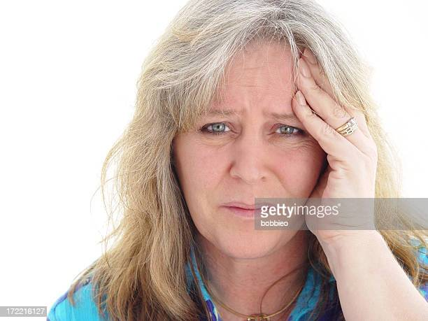 midlife - headache - number 40 stock photos and pictures