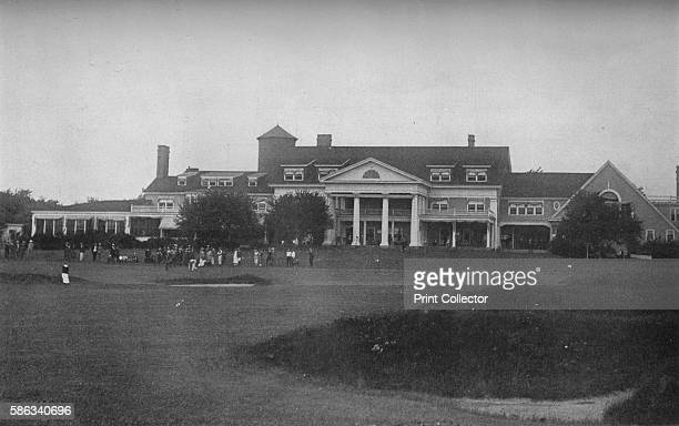 Midlothian Country Club Chicago Illinois 1925 From The Architectural Forum Volume XLII [Rogers and Manson New York 1925] Artist Unknown