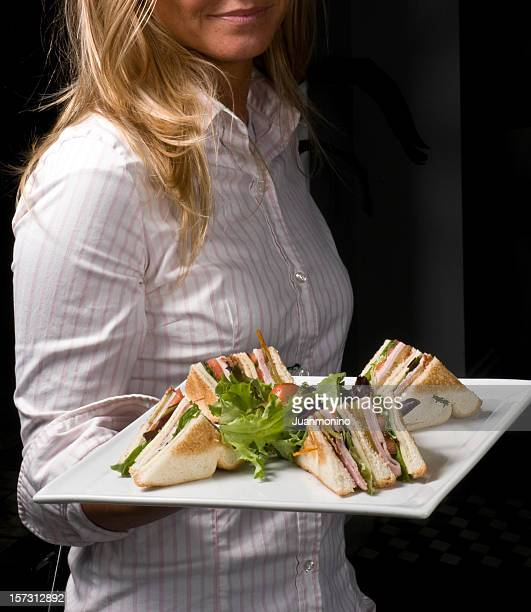 midnight sandwich - club sandwich stock pictures, royalty-free photos & images