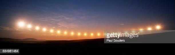 Midnight sun exposures