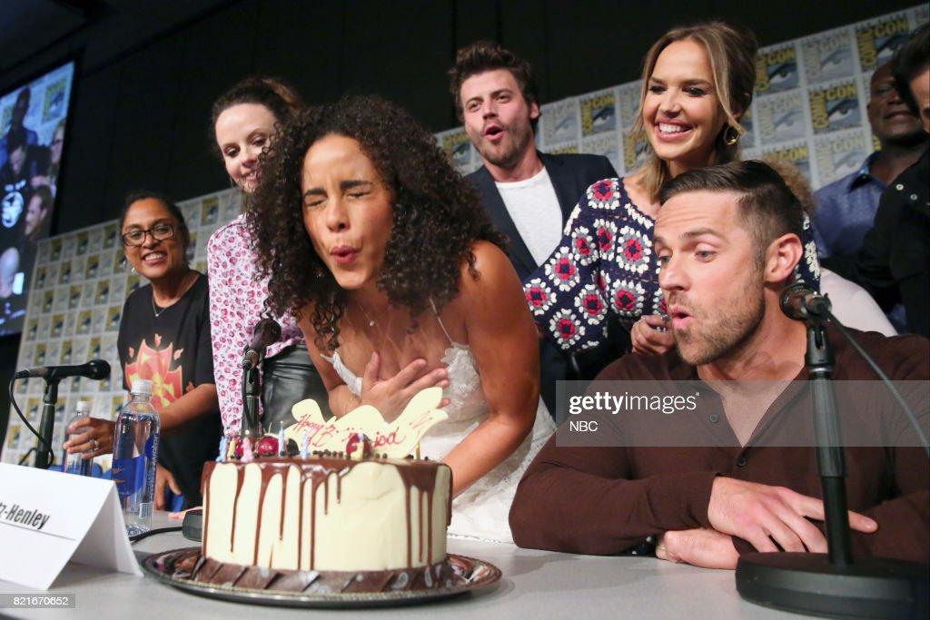 "NBC's ""Comic Con International 2017"" - Midnight Texas Panel and Press Room"