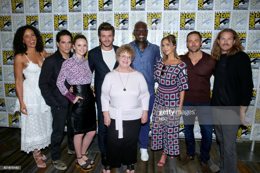 "NBC's ""Comic Con International 2017"" - Midnight Texas Panel and Press Room"