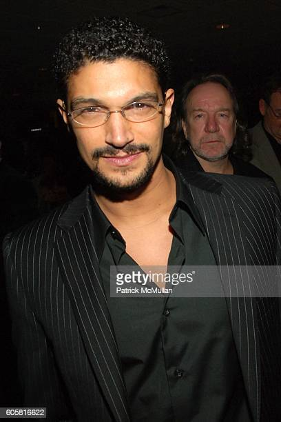 Mido Hamada attends 14th Annual Hamptons International Film Festival Opening Night Party at Gurney's Inn on October 18 2006 in Montauk NY
