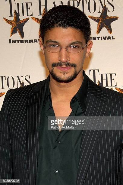 Mido Hamada attends HAMPTON'S INTERNATIONAL FILM FESTIVAL Presents the GOLDEN STARFISH AWARDS at Guild Hall on October 21 2006 in East Hampton NY