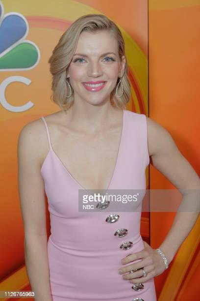 EVENTS 'LA Midseason Press Day' Pictured Kara Killmer 'Chicago Fire'