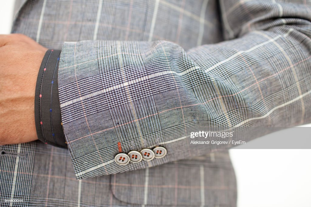 Midsection Of Businessman : Stock Photo