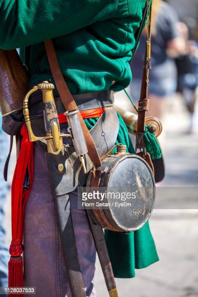 midsection of man wearing costume - florin seitan stock pictures, royalty-free photos & images