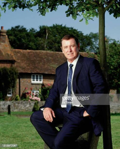 Midsomer Murders actor John Nettles, circa 2002.