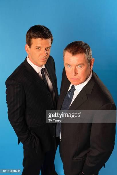 Midsomer Murders. Tom aka John Nettles, Ben aka Jason Hughes TVT 2006-9.