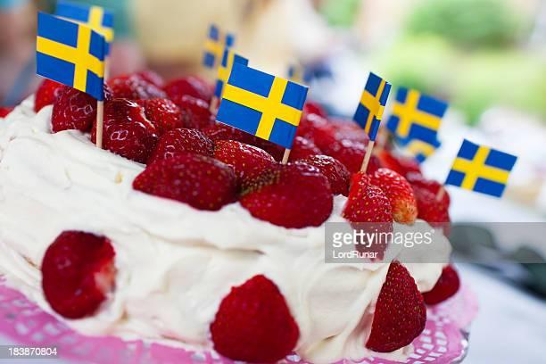 Midsummer cake