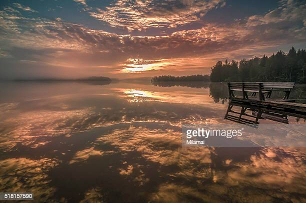Midsummer in Finland
