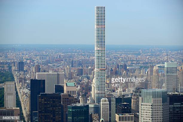 マンハッタンのミッドタウンニューヨーク市、432 パークアベニュー - パークアベニュー ストックフォトと画像