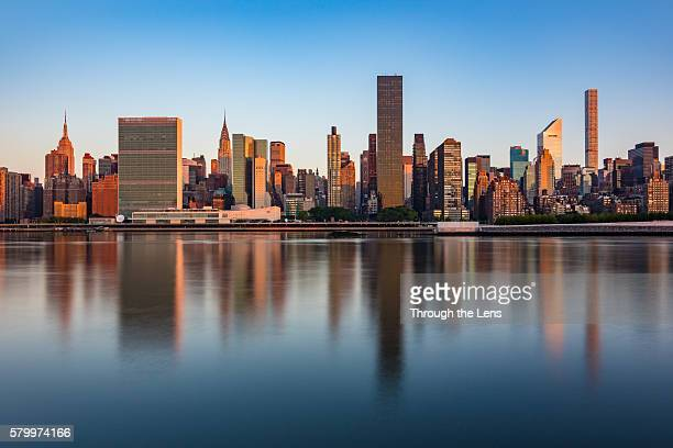 Midtown Manhattan Reflections