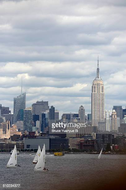 Midtown Manhattan with Empire State Building