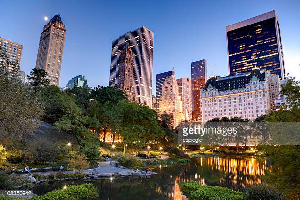 Midtown skyline from Central Park, NYC
