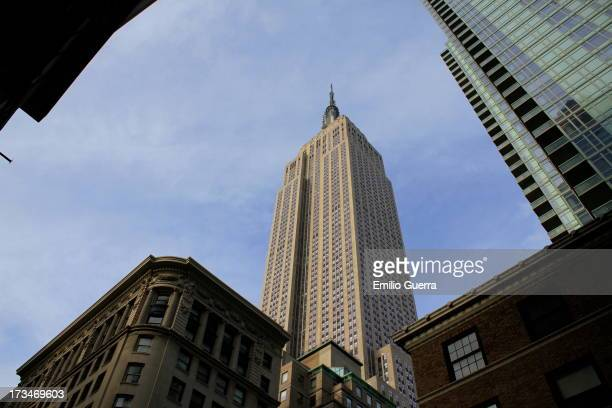 Midtown South, Manhattan, New York City, New York, United States The Empire State Building is today the best-known symbol of New York City. Its name,...