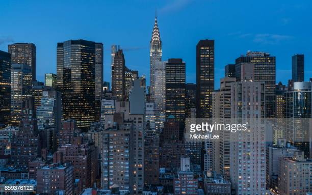 Midtown Twilight - New York