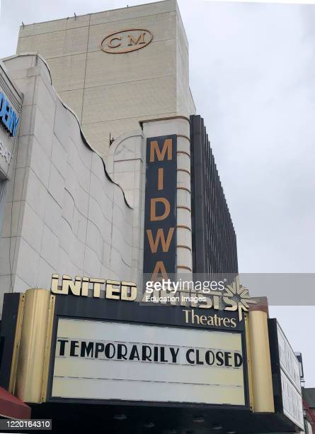 Midway Movie Theater Temporarily Closed Forest Hills Queens