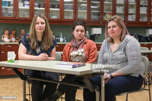 Midwifery students are organizing a national campaign to petition for more funding for their program There's a lack of resources dedicated they say...