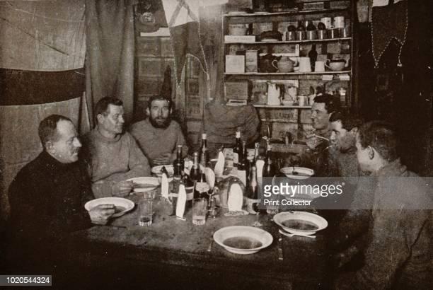 Midwinter Day, 1912 - The Men: ', . The final expedition of British Antarctic explorer Captain Robert Falcon Scott left London on 1 June 1910 bound...