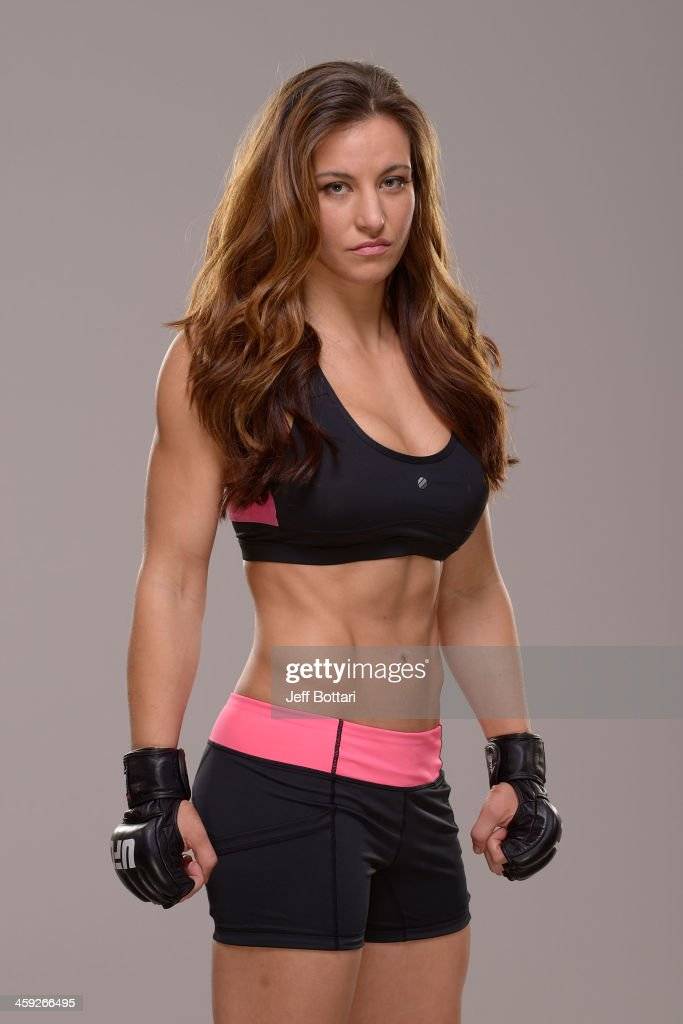 UFC Fighter Portraits - 2013