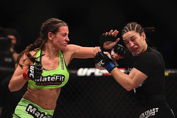 UFC 183: Tate v McMann