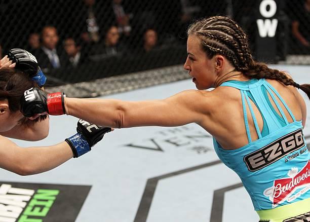 UFC Fight Night: Nakai v Tate