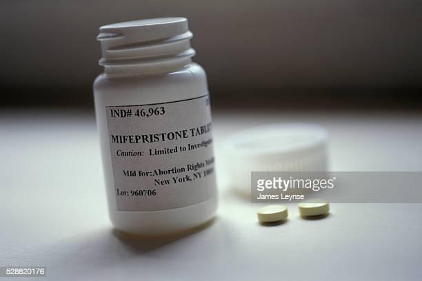 Mifepristone the abortion pill known as RU 486
