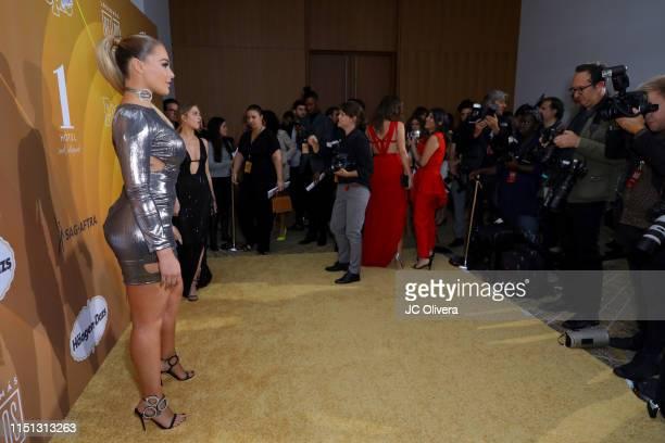 Migbelis Castellanos attends People En Espanol's Los 50 Más Bellos Celebration at 1 Hotel West Hollywood on May 23 2019 in West Hollywood California