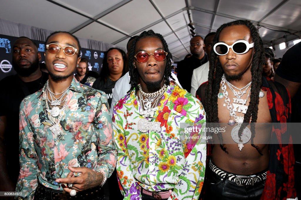 2017 BET Awards - Red Carpet : News Photo