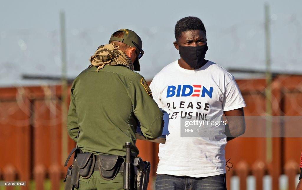 US-Mexico border : Photo d'actualité
