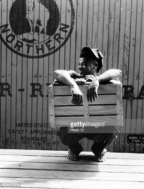 Migrant shed worker Northeast Florida by Dorothea Lange 18951965 dated 1936